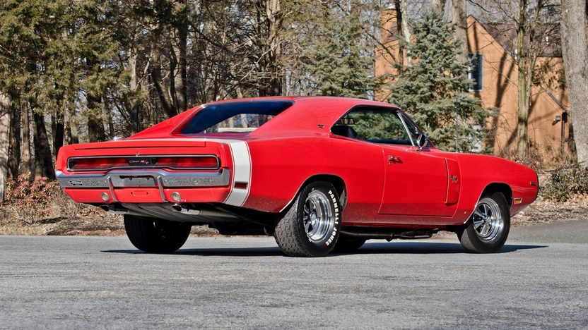 1970 Dodge Hemi Charger R/T SE 17,600 Miles, Well Documented presented as lot S134 at Indianapolis, IN 2013 - image2