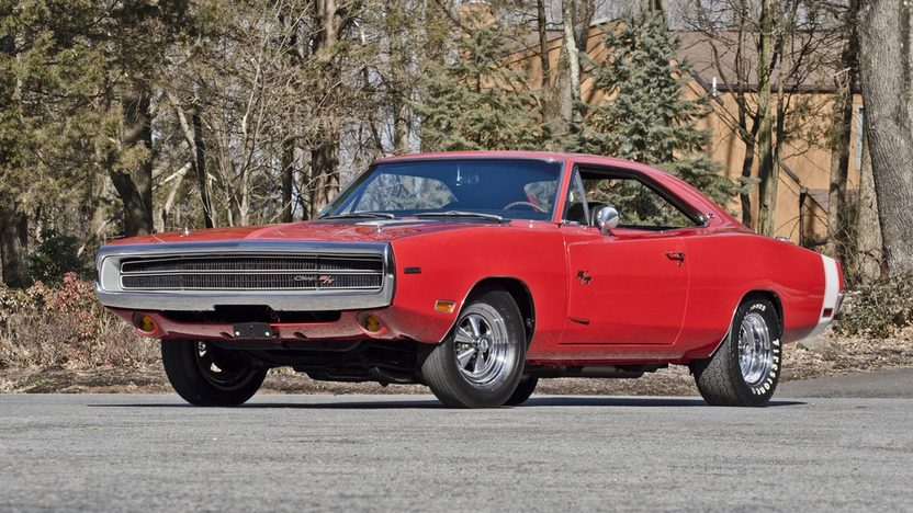 1970 Dodge Hemi Charger R/T SE 17,600 Miles, Well Documented presented as lot S134 at Indianapolis, IN 2013 - image3