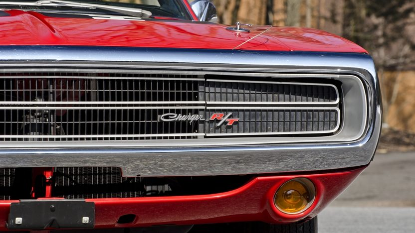 1970 Dodge Hemi Charger R/T SE 17,600 Miles, Well Documented presented as lot S134 at Indianapolis, IN 2013 - image8