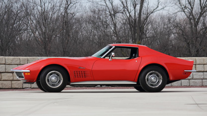 1970 Chevrolet Corvette ZR1 350/370 HP, 4-Speed, J56 Brakes presented as lot S141 at Indianapolis, IN 2013 - image2