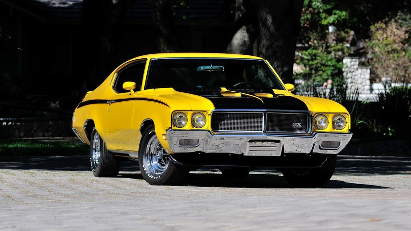 1970 Buick GSX MCACN Gold Certified, Buick Senior Award presented as lot S149 at Indianapolis, IN 2013 - image12