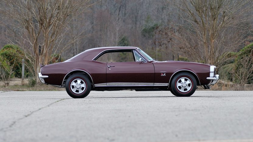 1967 Chevrolet Camaro RS/SS 396/375 HP, One Owner Until 2012 presented as lot S151 at Indianapolis, IN 2013 - image2