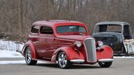 1937 Chevrolet Master Deluxe Street Rod Ridler Award Great 8 Finalist presented as lot S158 at Indianapolis, IN 2013 - thumbail image12