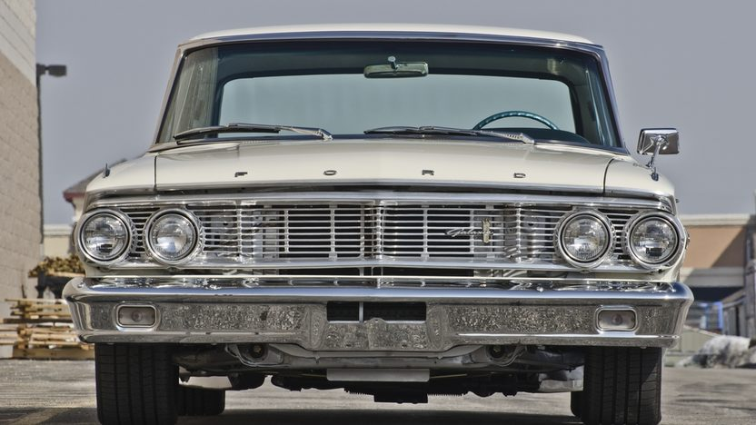 1964 Ford Galaxie 500 XL Resto Mod 451/455 HP, 5-Speed presented as lot S164 at Indianapolis, IN 2013 - image12