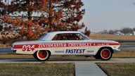 1962 Chevrolet Impala Lightweight Drag Car 409/409 HP, 4-Speed presented as lot S168 at Indianapolis, IN 2013 - thumbail image2