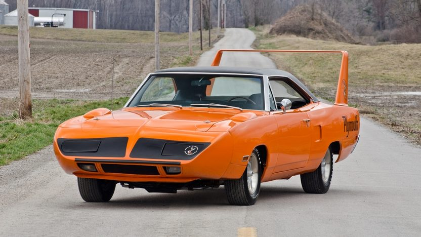 1970 Plymouth Superbird 440 Six Pack, Automatic presented as lot S170 at Indianapolis, IN 2013 - image11