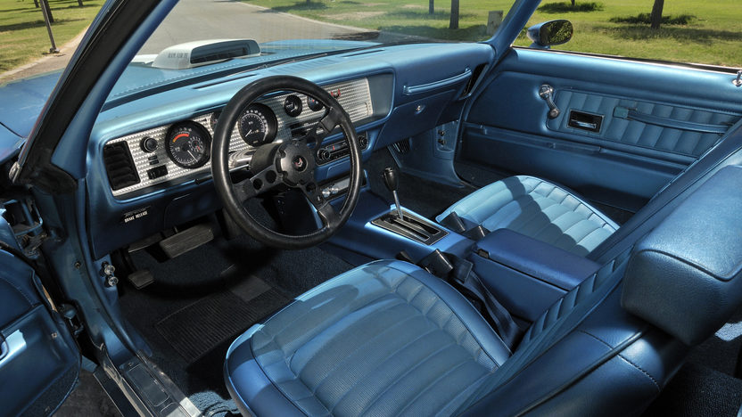 1970 Pontiac Trans Am Ram Air IV 400/370 HP, Automatic presented as lot S174 at Indianapolis, IN 2013 - image3