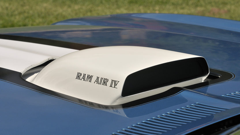 1970 Pontiac Trans Am Ram Air IV 400/370 HP, Automatic presented as lot S174 at Indianapolis, IN 2013 - image7