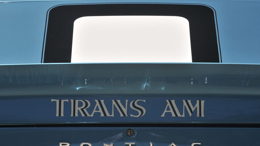 1970 Pontiac Trans Am Ram Air IV 400/370 HP, Automatic presented as lot S174 at Indianapolis, IN 2013 - image8