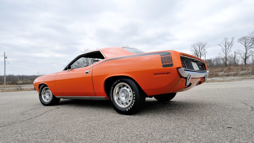 1970 Plymouth Hemi Cuda 426/425 HP, 4-Speed, Broadcast Sheet presented as lot S180 at Indianapolis, IN 2013 - image11