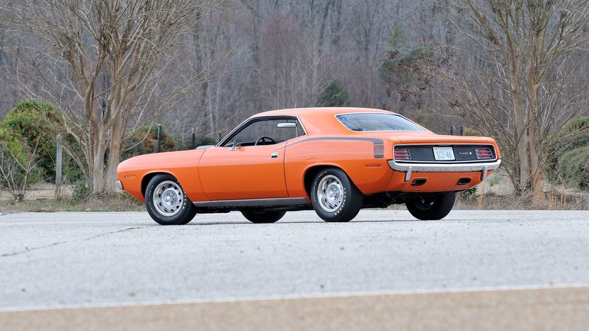 1970 Plymouth Hemi Cuda 426/425 HP, 4-Speed, Broadcast Sheet presented as lot S180 at Indianapolis, IN 2013 - image3