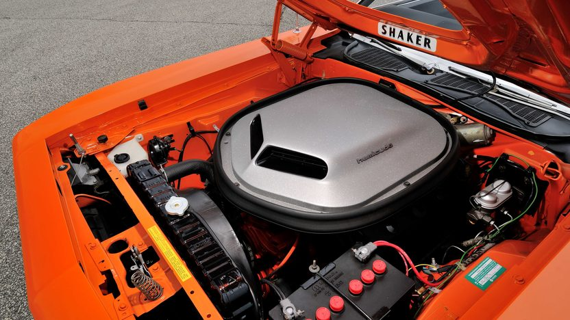 1970 Plymouth Hemi Cuda 426/425 HP, 4-Speed, Broadcast Sheet presented as lot S180 at Indianapolis, IN 2013 - image6