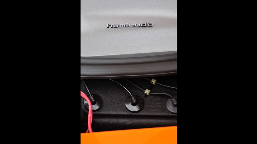 1970 Plymouth Hemi Cuda 426/425 HP, 4-Speed, Broadcast Sheet presented as lot S180 at Indianapolis, IN 2013 - image8