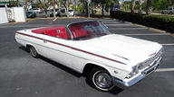 1962 Chevrolet Impala Convertible 327/300 HP, Automatic presented as lot T299 at Indianapolis, IN 2013 - thumbail image8