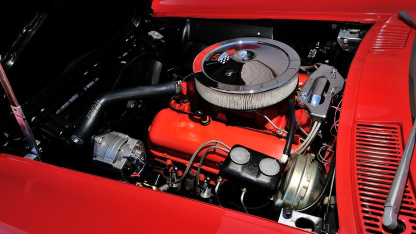 1966 Chevrolet Corvette Convertible 427/390 HP, 4-Speed presented as lot S132 at Indianapolis, IN 2013 - image6
