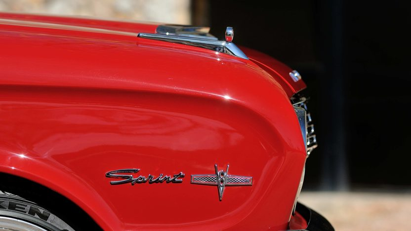 1963 Ford Falcon Sprint 289 CI, 4-Speed presented as lot T144.1 at Indianapolis, IN 2013 - image9