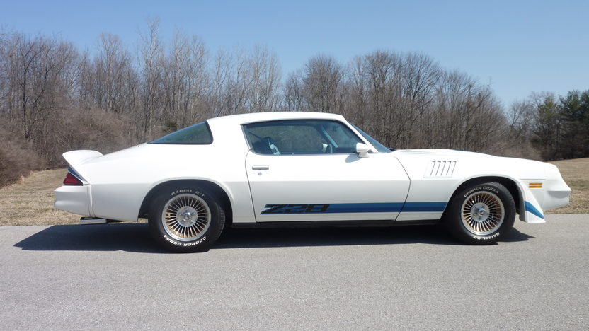 1979 Chevrolet Camaro Z28 350 CI, Automatic presented as lot T21 at Indianapolis, IN 2013 - image2