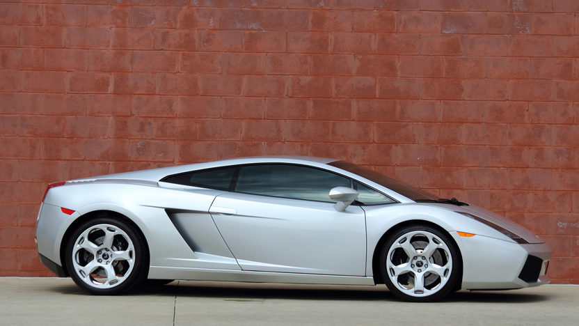 2004 Lamborghini Gallardo 5.0L V-10, 14,140 Miles presented as lot F241 at Indianapolis, IN 2013 - image2