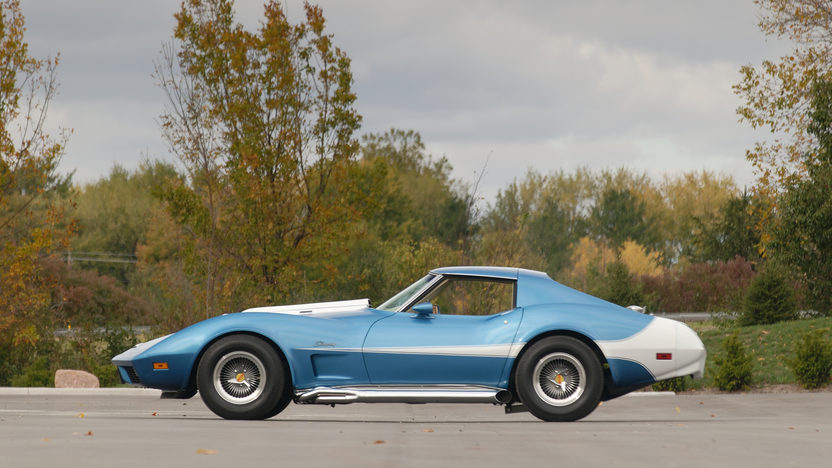 1974 Chevrolet Corvette Baldwin Motion L88 Authenticated by Motion Performance presented as lot S156 at Indianapolis, IN 2013 - image2