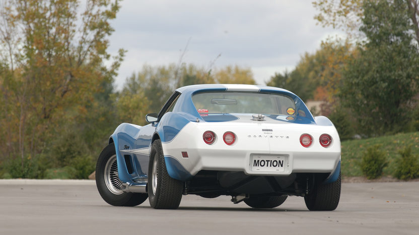 1974 Chevrolet Corvette Baldwin Motion L88 Authenticated by Motion Performance presented as lot S156 at Indianapolis, IN 2013 - image3