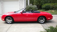 2002 Ford Thunderbird presented as lot F82.1 at Indianapolis, IN 2013 - thumbail image2
