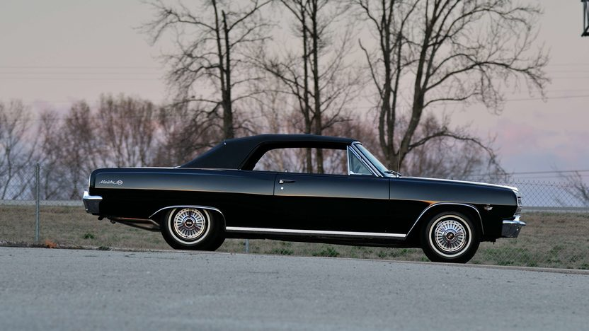 1965 Chevrolet Malibu SS Convertible 327/350 HP, 4-Speed presented as lot S163.1 at Indianapolis, IN 2013 - image2