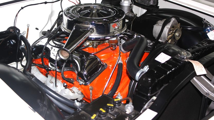 1963 Chevrolet Impala SS 409/340 HP, Automatic presented as lot W247 at Indianapolis, IN 2013 - image6