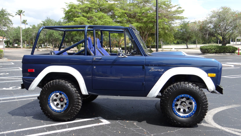 1973 Ford Bronco 302/325 HP, Automatic presented as lot F55.1 at Indianapolis, IN 2013 - image2