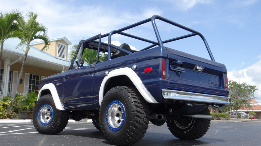 1973 Ford Bronco 302/325 HP, Automatic presented as lot F55.1 at Indianapolis, IN 2013 - image3