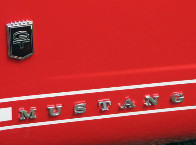 1965 Ford Mustang Fastback 289/271 HP, 4-Speed presented as lot F95 at Indianapolis, IN 2013 - image7