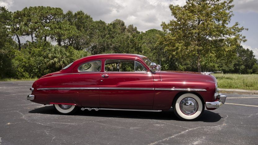 1949 Mercury Coupe Tri-Power Flathead V-8, 3-Speed presented as lot S227.1 at Indianapolis, IN 2013 - image11