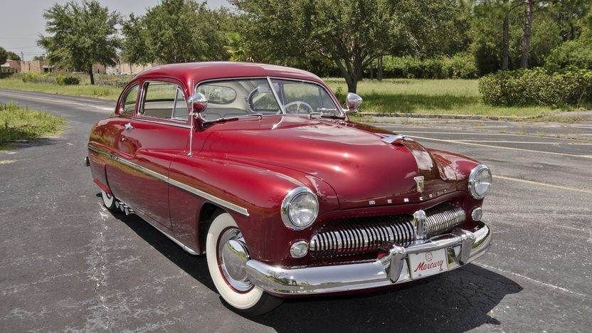 1949 Mercury Coupe Tri-Power Flathead V-8, 3-Speed presented as lot S227.1 at Indianapolis, IN 2013 - image12