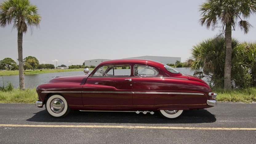 1949 Mercury Coupe Tri-Power Flathead V-8, 3-Speed presented as lot S227.1 at Indianapolis, IN 2013 - image3
