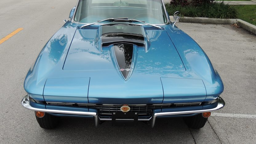 1967 Chevrolet Corvette Convertible 427/435 HP, Tank Sticker presented as lot S194.1 at Indianapolis, IN 2013 - image7