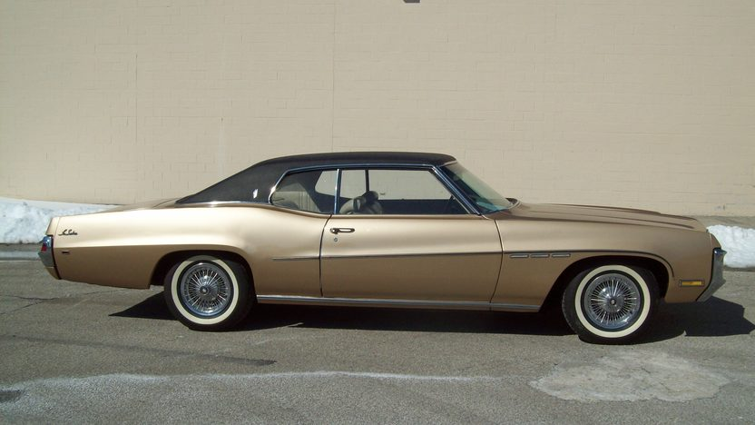1970 Buick LeSabre 350/315 HP, Automatic presented as lot G148 at Indianapolis, IN 2014 - image2