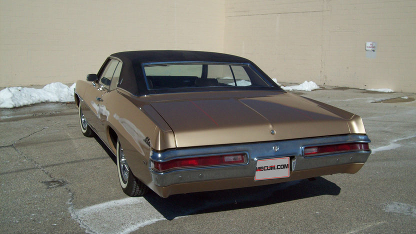 1970 Buick LeSabre 350/315 HP, Automatic presented as lot G148 at Indianapolis, IN 2014 - image3