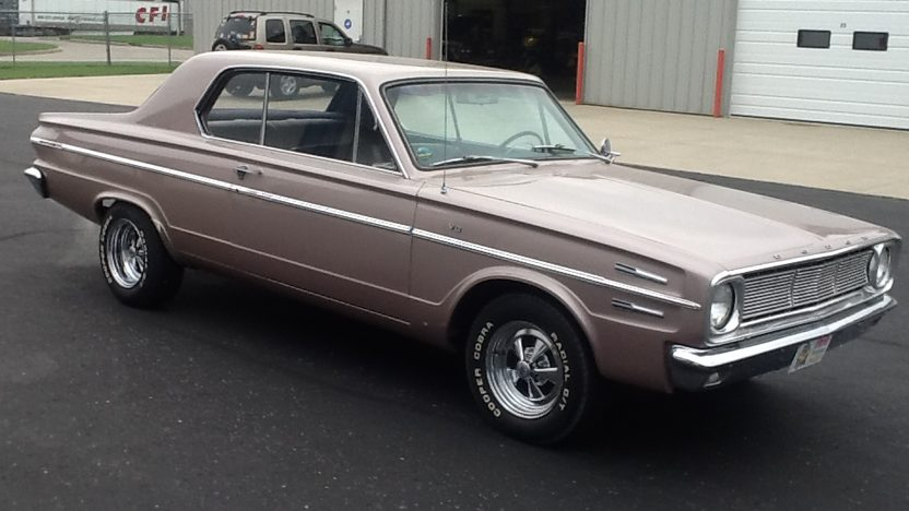 1966 Dodge Dart 273/180 HP, Automatic presented as lot W23 at Indianapolis, IN 2014 - image6