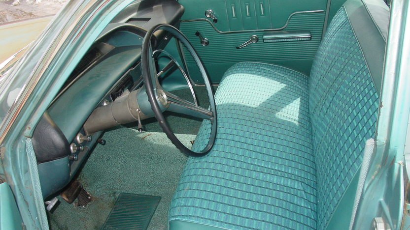 1963 Chevrolet Bel Air 396 CI, Automatic presented as lot W43 at Indianapolis, IN 2014 - image3