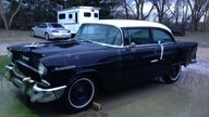 1955 Chevrolet 210 Sedan 265 CI, Automatic presented as lot W55 at Indianapolis, IN 2014 - thumbail image7