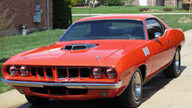 1971 Plymouth Cuda 440 CI, Automatic presented as lot F91 at Indianapolis, IN 2014 - thumbail image6