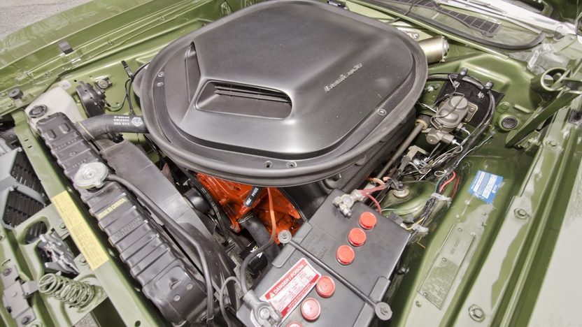 1971 Plymouth Hemi Cuda 426 CI, 4-Speed presented as lot S185 at Indianapolis, IN 2014 - image7