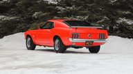 1970 Ford Mustang Boss 429 Fastback Rotisserie Restoration presented as lot S167 at Indianapolis, IN 2014 - thumbail image3