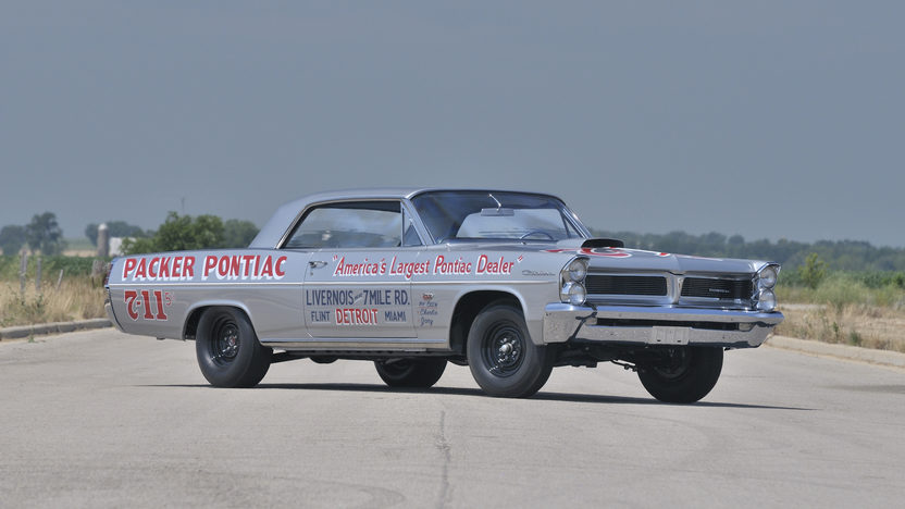 1963 Pontiac Catalina Swiss Cheese