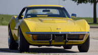 1972 Chevrolet Corvette LT1 Convertible Bloomington Gold Benchmark presented as lot S143 at Indianapolis, IN 2014 - thumbail image7