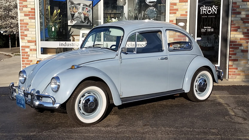 1967 volkswagen beetle mecum indianapolis 2015 g172. Black Bedroom Furniture Sets. Home Design Ideas
