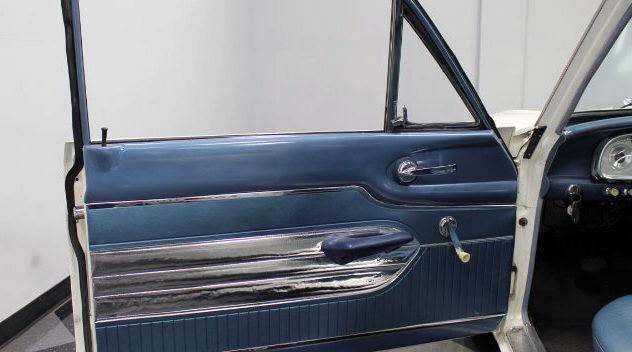 1960 Ford Falcon Holman Moody Mecum Indianapolis 2015 W202