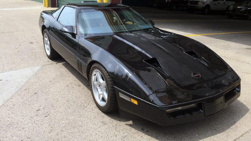 1987 Chevrolet Corvette Callaway No 23 Of 188 Produced