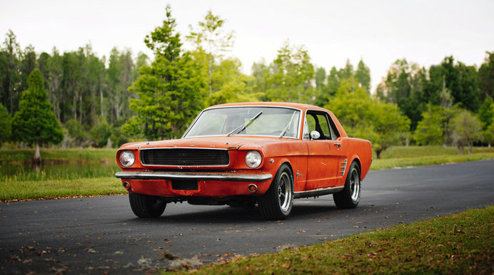 1966 Ford Mustang Scca A Sedan Group 2 Race Car Mecum