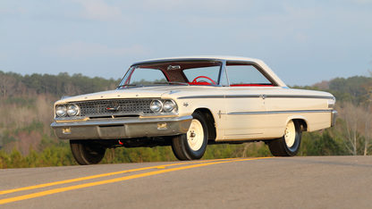 1963 Ford Galaxie 500 Lightweight