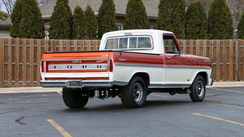 1967 ford f100 pickup mecum indianapolis 2015 f236 for Garage ford metz borny